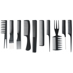 comb sets black