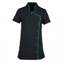 PR687 black and turquoise front