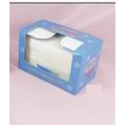 end paper box
