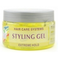glamour professional hair gel extreme jar