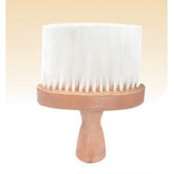 neck brush wood